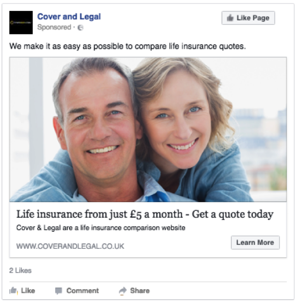 ad for insurance