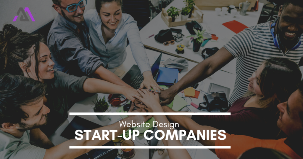 website for startup companies